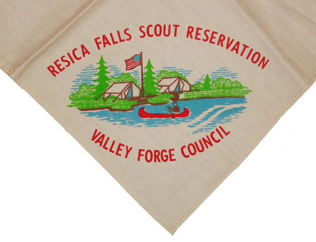 how to make a boy scout scarf