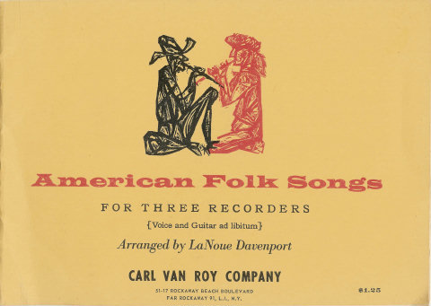 american folk songs for 3