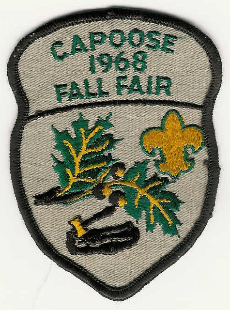 1968 Capoose Fall Fair - Acorn