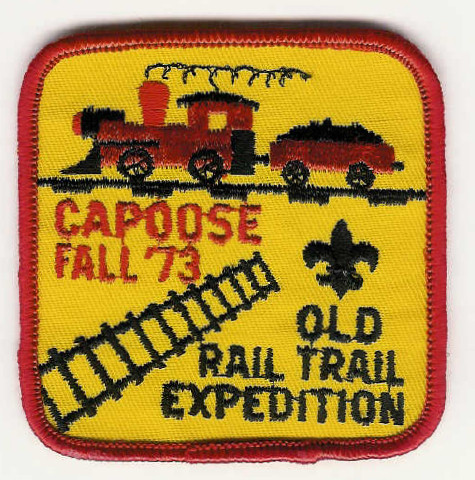 1973 Capoose Fall '73 - Old Rail Trail Expedition