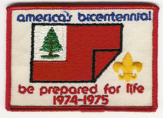 AMERICA's BICENTENNIAL - 1974-1975 - Be Prepared for Life