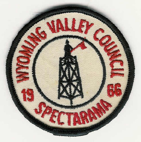 1966 Wyoming Valley Council - Spectarama