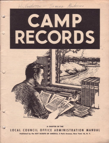 CAMP RECORDS