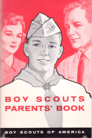 BOY SCOUTS PARENT'S BOOK