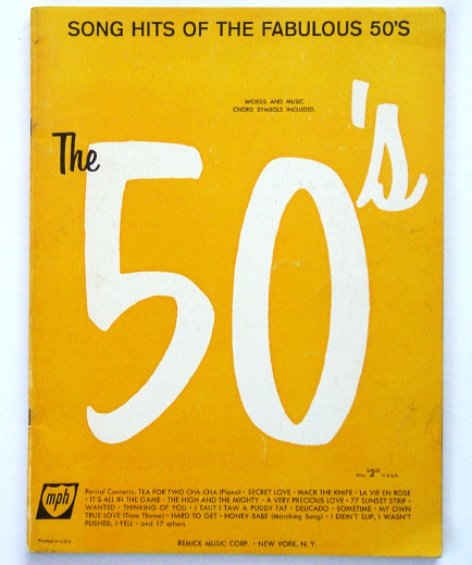 50's: Song Hits of the Fabulous Fifties, The