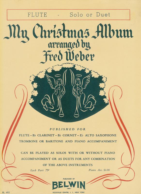 My Christmas Album - Flute
